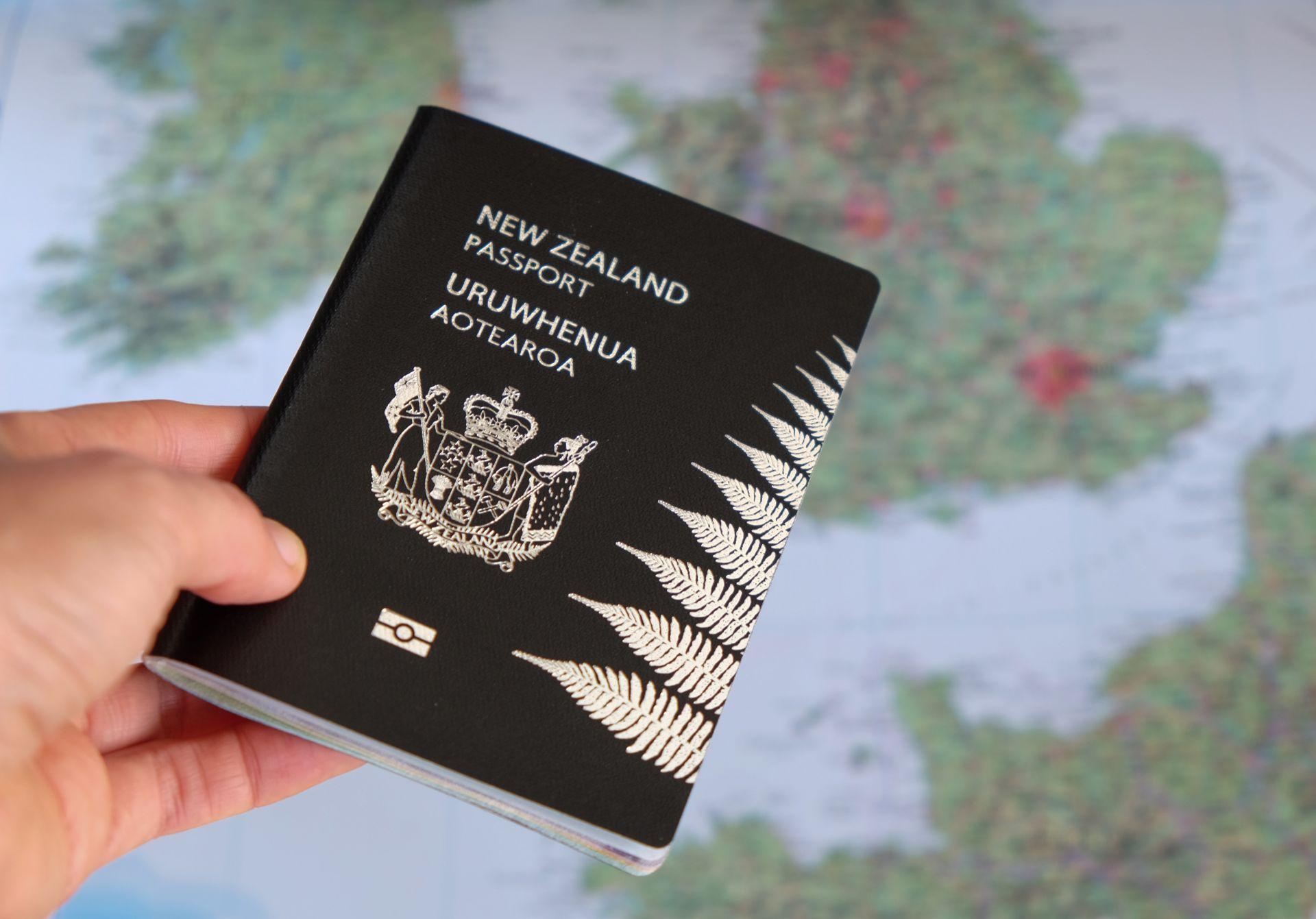 Pas nového zélandu
