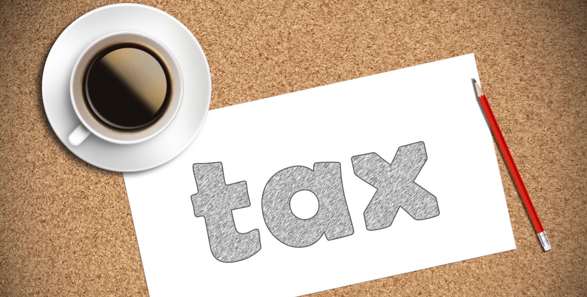 daně na Novém Zélandu