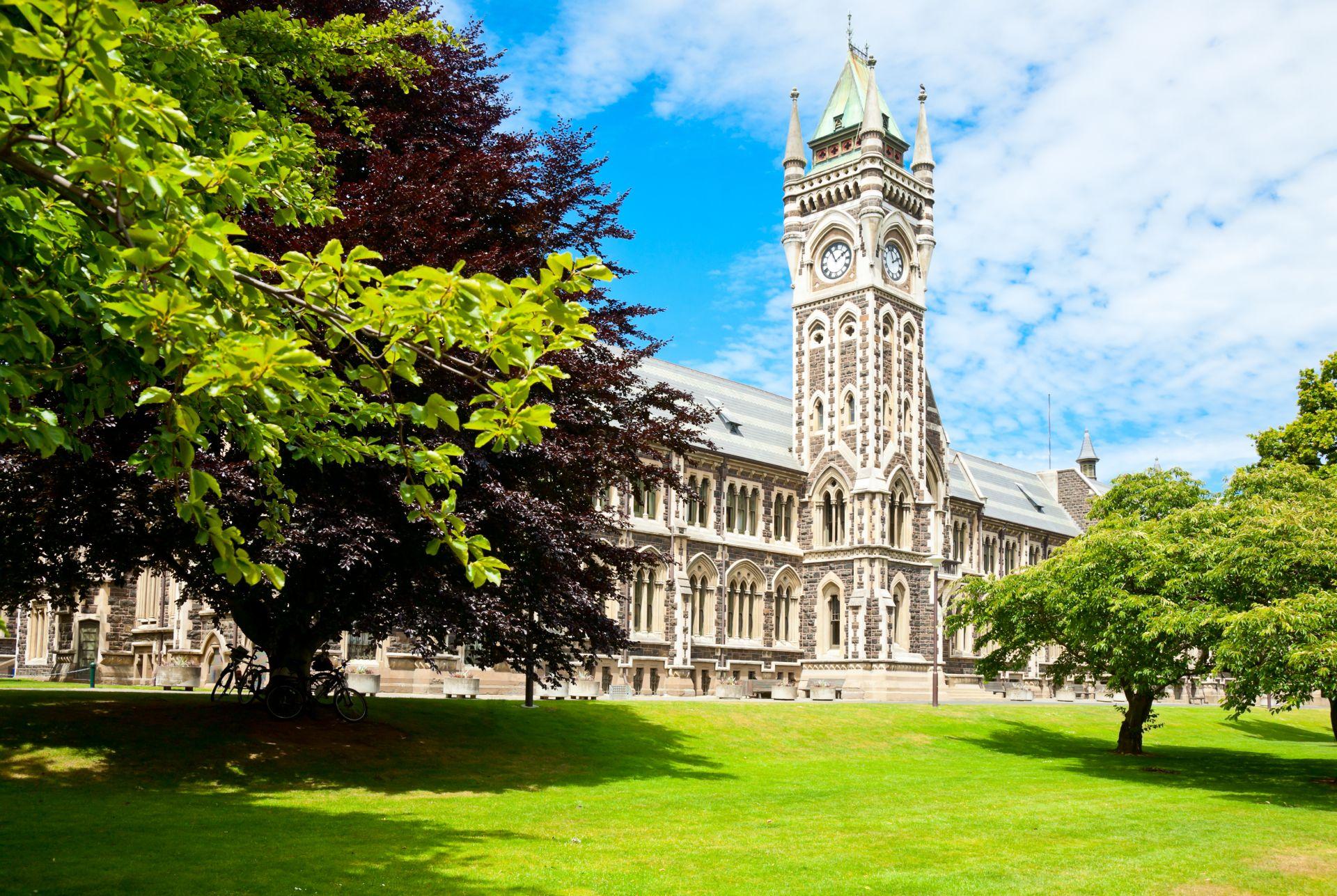 University of Otago Dunedin