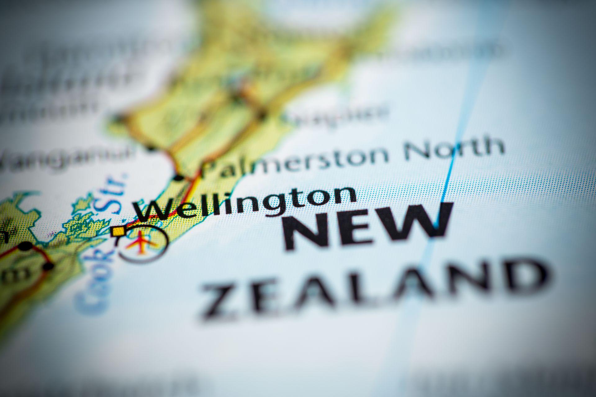 cestovní vízum na Nový Zéland